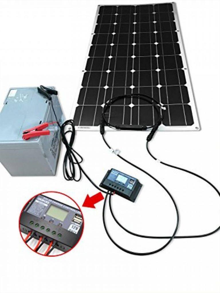 panneau photovoltaique camping car acheter les meilleurs. Black Bedroom Furniture Sets. Home Design Ideas