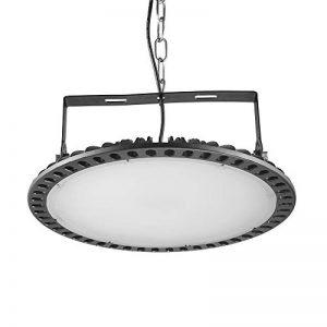 300W LED Projecteur UFO ultra-mince Lampe Industriel LED Extérieur Spot Phare de Travail pour extérieur stade intérieur place panneaux d'affichage usine entrepôt de la marque image 0 produit