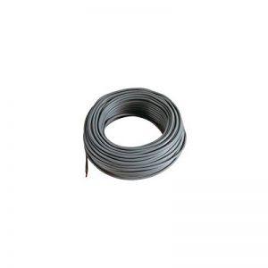 5 m Cable noir 4mm2 pour cablage des systèmes énergétiques de la marque Ohm-Easy image 0 produit