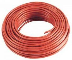 5 m Cable rouge 10mm2 pour cablage des systèmes énergétiques de la marque Ohm-Easy image 0 produit