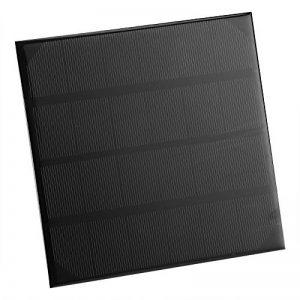 6V 4.5W Panneau Solaire Protable Monocristallin Silicon Kit Chargeur Module pour DIY Batterie Chargeur Alimentation de la marque Zerodis image 0 produit