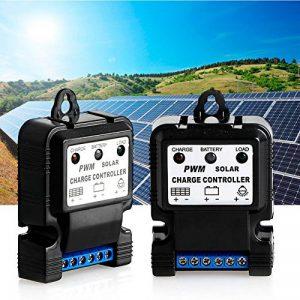 Amrka 6V 12V 10A Auto Panneau solaire contrôleur de charge de batterie Régulateur PWM de la marque Amrka image 0 produit