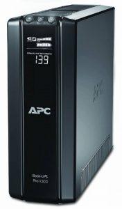 APC Power-Saving Back-UPS PRO - BR1500G-FR - Onduleur 1500VA (AVR, 6 Prises FR, USB, Logiciel d'arrêt) de la marque APC BY SCHNEIDER ELECTRIC image 0 produit