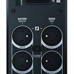APC Power-Saving Back-UPS PRO - BR1500G-FR - Onduleur 1500VA (AVR, 6 Prises FR, USB, Logiciel d'arrêt) de la marque APC BY SCHNEIDER ELECTRIC image 1 produit