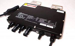 APSystems 600W YC600 Micro Onduleur 2 MPP Tracker VDE4105 Mini PV Solar de la marque YC600 image 0 produit