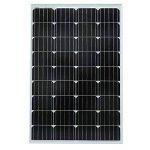 Betop-camp Kit panneau solaire 100W 12V-Panneau solaire 100W + Contrôleur de charge de lumière LCD 10A + Câble adaptateur 3m + Support de montage de la marque Betop-camp image 1 produit