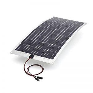 Biard - Panneau Solaire Photovoltaïque Flexible 100W - Chargeur 12V - Câbles et Connecteurs Fournis de la marque Biard image 0 produit