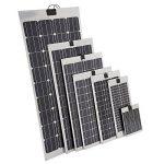 Biard - Panneau Solaire Photovoltaïque Flexible 100W - Chargeur 12V - Câbles et Connecteurs Fournis de la marque Biard image 3 produit