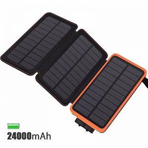 chargeur solaire hybride TOP 9 image 0 produit