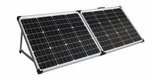 Coffre solaire enjoysolar - Pliable - 60 W, 100 W et 150 W - Connectez et chargez de la marque enjoysolar® image 0 produit