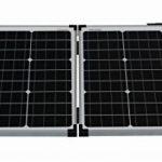 Coffre solaire enjoysolar - Pliable - 60 W, 100 W et 150 W - Connectez et chargez de la marque enjoysolar® image 1 produit