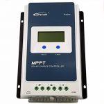 Contrôleur de charge EPEVER 30A MPPT avec écran à cristaux liquides de la marque anancooler image 4 produit
