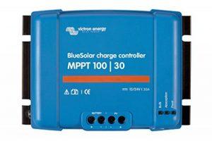 Contrôleur de charge solaire 12/24V BlueSolar MPPT 100/30 de la marque Victron Energy image 0 produit