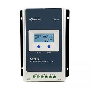 Contrôleur de charge solaire Qaurora MPPT Tracer A Series 10A / 20A / 30A / 40A avec 12V / 24V DC Identification automatique de la tension du système(30A) de la marque EPEVER image 0 produit