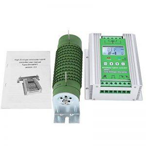 Contrôleur de Charge Solaire Régulateurs MPPT Contrôleur Kits de Charge pour Panneaux Solaires et Eolienne(JW2480) de la marque Zerodis image 0 produit