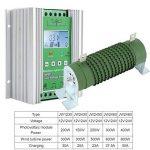 Contrôleur de Charge Solaire Régulateurs MPPT Contrôleur Kits de Charge pour Panneaux Solaires et Eolienne(JW2480) de la marque Zerodis image 2 produit