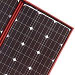 DOKIO 300 W Kit panneau solaire mono portable pliable avec contrôleur de charge solaire et câble PV pour batterie 12 V Camping-car de la marque DOKIO image 2 produit