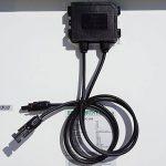 ECO-WORTHY 100w 12v module solaire polycristallin panneau solaire photovoltaïque cellule solaire idéal pour recharger les piles 12 volt de la marque ECO-WORTHY image 4 produit