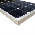 ECO-WORTHY 12 volts 500 watts Kit solaire de vent: éolienne de 12V / 24V 400W + panneau solaire monocristallin de 12V 100W + câble de 24cm pour la maison de la marque ECO-WORTHY image 2 produit