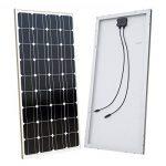 ECO-WORTHY 12 volts 500 watts Kit solaire de vent: éolienne de 12V / 24V 400W + panneau solaire monocristallin de 12V 100W + câble de 24cm pour la maison de la marque ECO-WORTHY image 1 produit