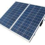 ECO-WORTHY 120 Watt portable solaire pliant 12V Chargeur de batterie Panneau Kits avec régulateur de charge 15A de la marque ECO-WORTHY image 2 produit