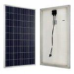 ECO-WORTHY 200 watts (2pcs 100 watts) 12V panneau solaire + contrôleur de charge de la batterie 20A + 1000W hors réseau onduleur de la marque ECO-WORTHY image 1 produit