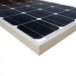 ECO-WORTHY Panneau Solaire Kit 100 W Mono Solaire Photovoltaïque W / 20A LCD Chargeur de la marque ECO-WORTHY image 3 produit