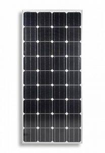 enjoysolar® Module solaire monocristallin 150W 12V Panneau solaire mono 150W idéal pour le jardin, camping-car, caravane de la marque SolarV image 0 produit