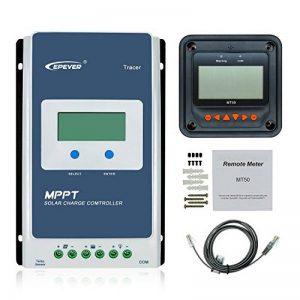 EP Solar 40A MPPT contrôleur de Charge Solaire Régulateur de Batterie 100V PV [Classe énergétique A] de la marque EPEVER image 0 produit