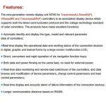 Epsolar Solaire contrôleur de Charge MPPT Control 10A/20A/30A/40a avec 12V/24V DC d'entrée (Accessory-mt50) de la marque Y-Solar image 4 produit