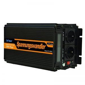 Generic Onduleur 2000 W Convertisseur de tension DC 24 V sur AC 230 V de la marque Generic image 0 produit