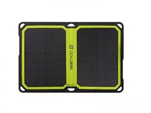 Goal Zero Nomad 7 + Panneau Solaire Noir de la marque Goal Zero image 0 produit