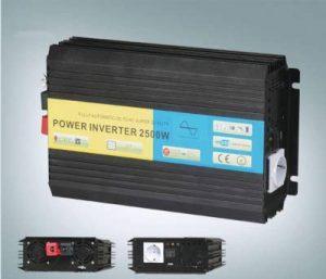 Gowe 3kW/3000W onde sinusoïdale modifiée Onduleur 12V/24V/48à 110V/220V-50/60Hz CE, RoHS de la marque GOWE image 0 produit