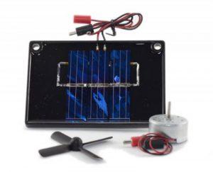 Kit moteur avec hélice et panneau solaire de la marque Inpro Solar image 0 produit