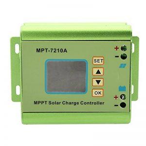 KUNSE Mpt-7210A Aluminium Alliage Panneau Solaire De Charge Mppt avec Afficheur LCD de la marque KUNSE image 0 produit