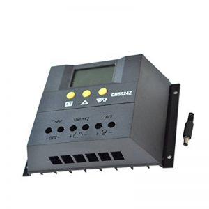 MagiDeal PWM 50A Régulateur Solaire 24V Controlêur De Chargeur Solaire Affichage LCD de la marque MagiDeal image 0 produit