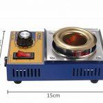 MASUNN Cm360A 100W 200-480 Degree Solder Pot Soudure Soufflante En Inox Plaque En Acier Inoxydable de la marque image 1 produit