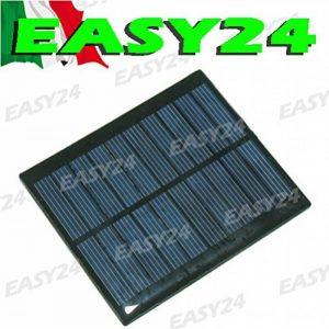 Mini Cellule Panneau solaire photovoltaïque 9V 45mA cellules jardinières pannellino de la marque black sub image 0 produit