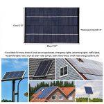 mini panneau solaire 12v TOP 9 image 3 produit