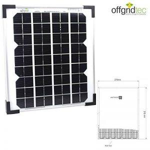 Offgridtec Module Panneau solaire monocristallin de la marque Offgridtec image 0 produit