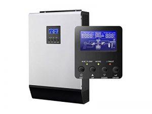 Onduleur Hybride 3KW 48V PLUS 60A MPPT de la marque Voltronic image 0 produit