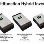 Onduleur multifonction onde pure 3 en 1 3000 VA/24 V/50 A/Chargeur 30 A de la marque Desconocido image 4 produit