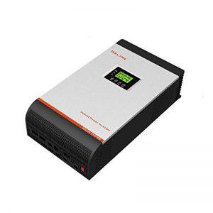 Onduleur onde Pure hibrido 5kVA 48V Régulateur MPPT 80A Chargeur 60A de la marque Inversor Onda Pura Hibrido image 0 produit