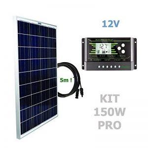 panneau photovoltaïque camping car TOP 8 image 0 produit