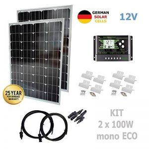 panneau photovoltaïque camping car TOP 9 image 0 produit
