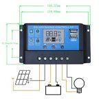 panneau solaire micro onduleur TOP 1 image 1 produit