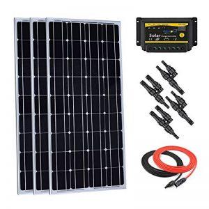 panneau solaire monocristallin 300w TOP 7 image 0 produit