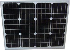 Panneau Solaire Photovoltaique 50W 12V Polycristallin Roulottes Bateaux Chalet de la marque no brand image 0 produit