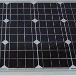 Panneau Solaire Photovoltaique 50W 12V Polycristallin Roulottes Bateaux Chalet de la marque no brand image 2 produit