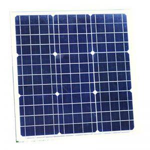 PK Green Panneau solaire monocristallines 40 W 12 V de la marque PK Green image 0 produit